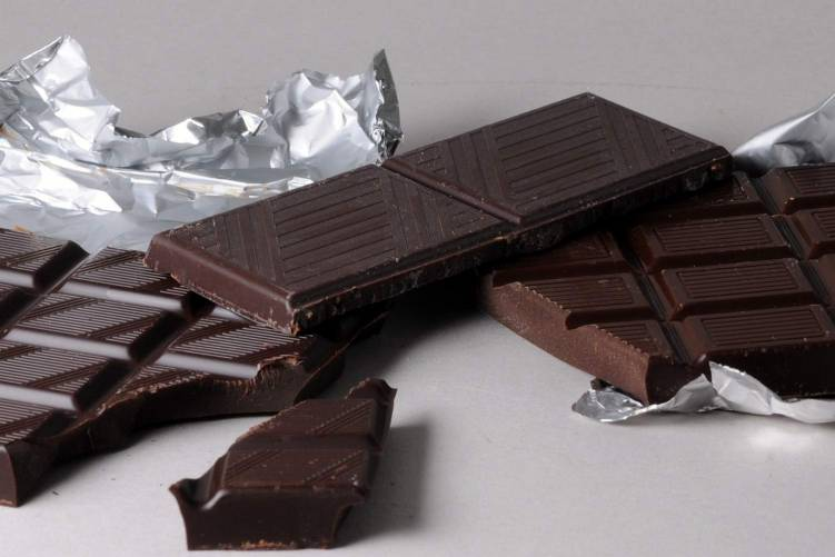 Csokoládészeletek