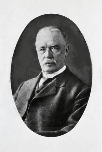 Friedrich Trendelenburg portréja