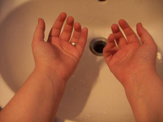 Kézmosás – óvodai program a helyes kézmosásért