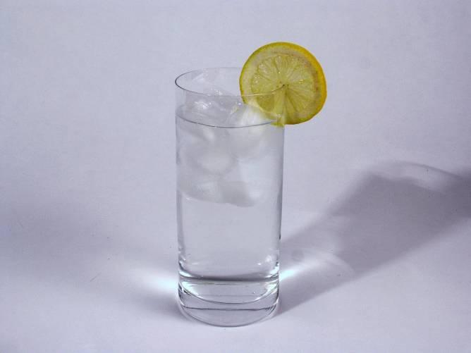 Egy pohár víz...