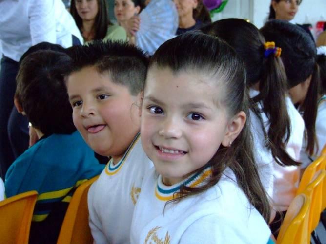 Kisdiák iskolában