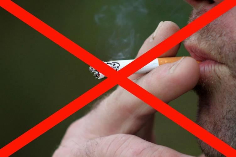 Tedd le a cigarettát!