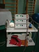 Elektroterápiás készülék